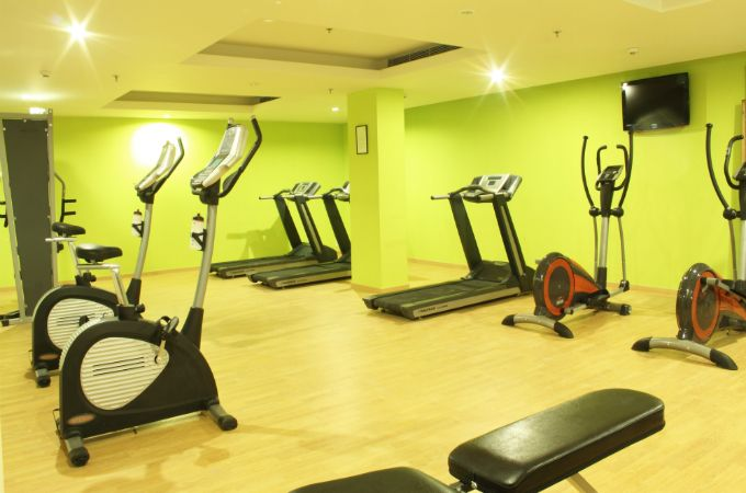 Fitness Center at Lemon Tree Hotel Electronic City Bengaluru